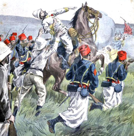 Battle of Kousseri 1900