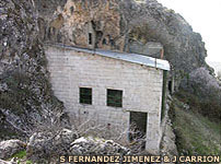 Neanderthal site at Carihuela