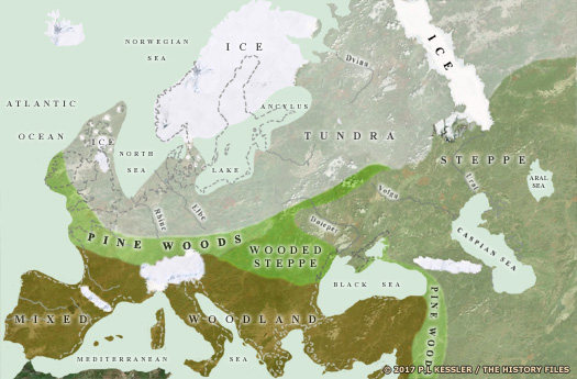 Europe's ice ages