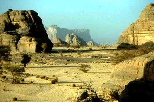 Tibesti Mountains
