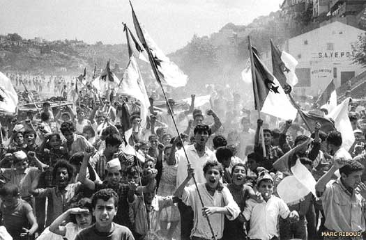 Algerian independence