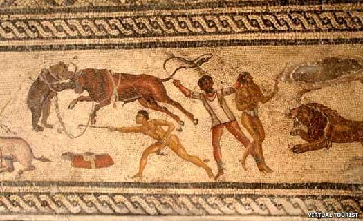 Roman domination egypt