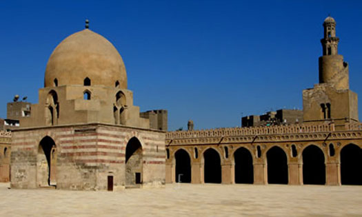 Tomb of Ahmed ibn-Tuluh in Cairo