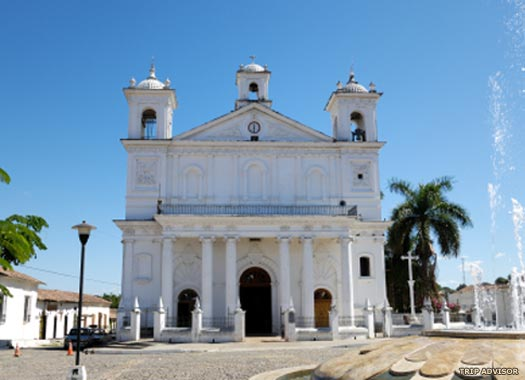 Suchitoto Church