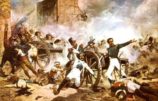 Battle of 19th March 1844