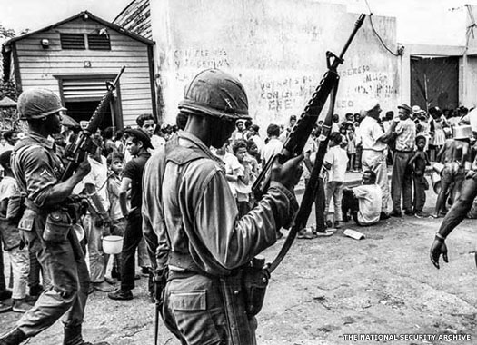 Dominican Intervention 1965