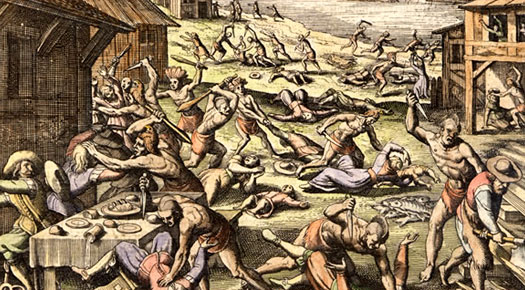 Jamestown Massacre of 1622
