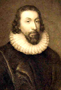 John Winthrop, governor of Massachusetts