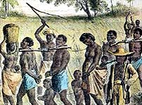 African slaves in New York