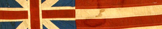 The Continental Flag of 1775