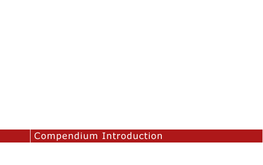 Compendium introduction