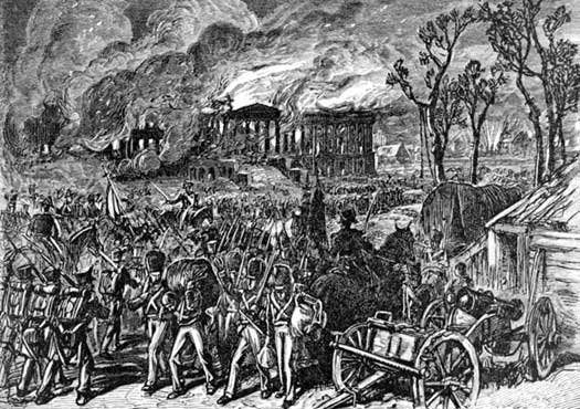 Burning of Washington 1814