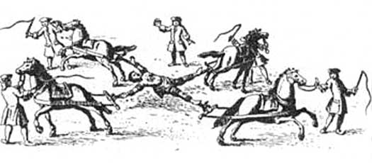 Death of Tupac Amaru II
