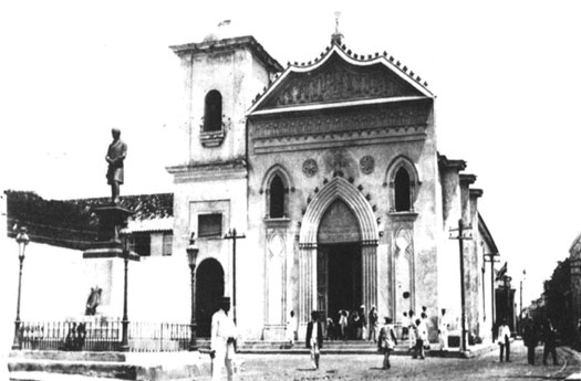 Church of San Francisco de Assis, Plaza Baralt de Maracaibo