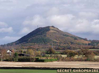 The Wrekin in Shropshire