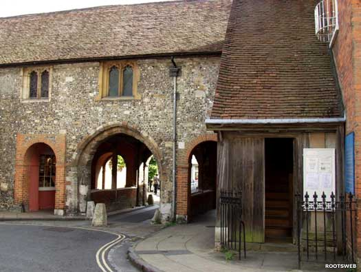 Winchester King's Gate