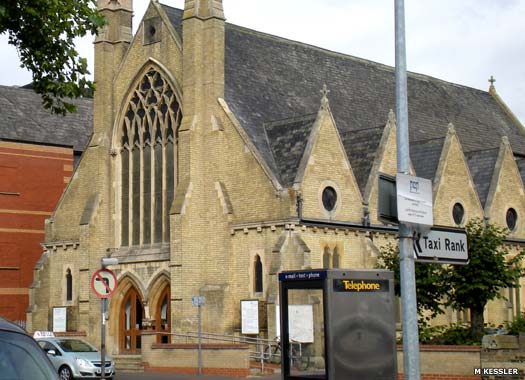 Westgate Church, Peterborough