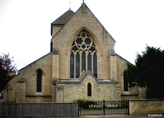 St Paul's Church, Peterborough