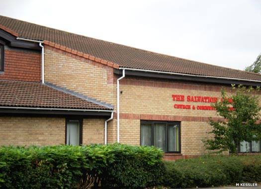 Salvation Army, Peterborough