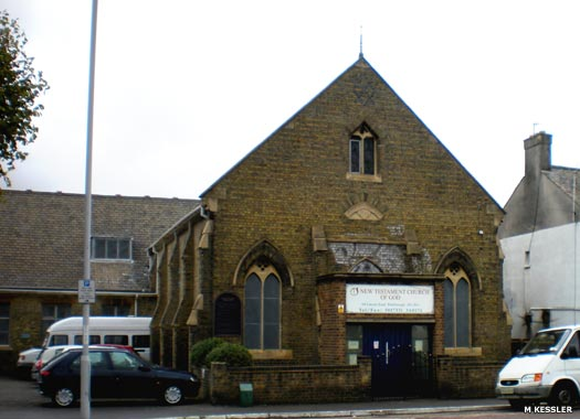 New Testament Church of God, Peterborough