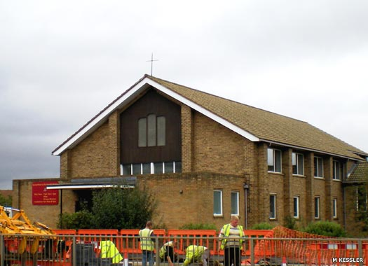 Sacred Heart & St Oswald's Parish Catholic Church, Peterborough