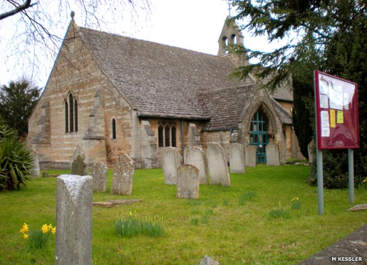St John the Baptist, Werrington