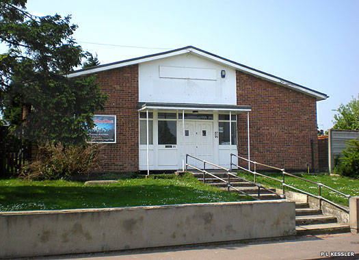 Swan Mead Christian Fellowship (Assembly of God), Basildon (South), Basildon, Essex