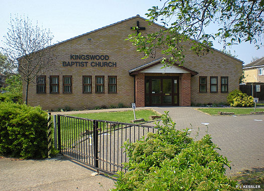 Kingswood Baptist Church, Basildon (South), Basildon, Essex