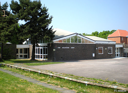 Salvation Army, Basildon, Essex