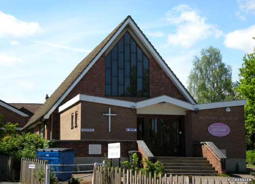 Buckhurst Hill Baptist Church