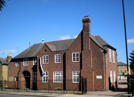 New London Road Brethren Meeting Room