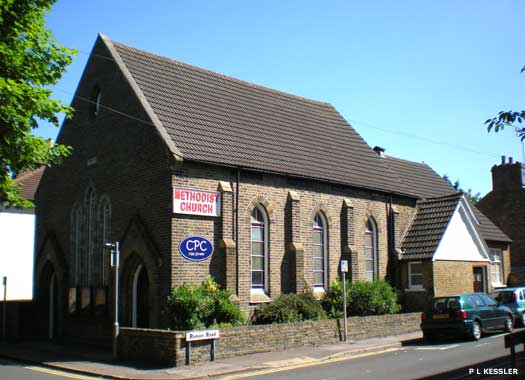 Hall Street (Primitive) Methodist Church