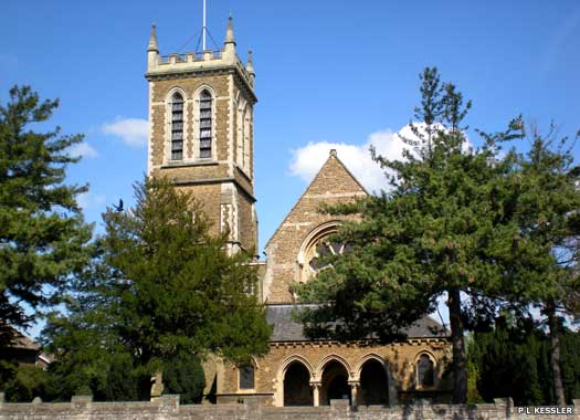 All Saints Church, Chigwell Row