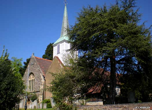 St Mary the Less Church