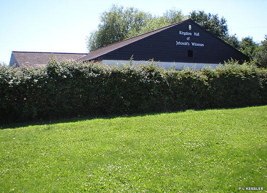 Kingdom Hall of Jehovah's Witnesses, Laindon, Basildon, Essex