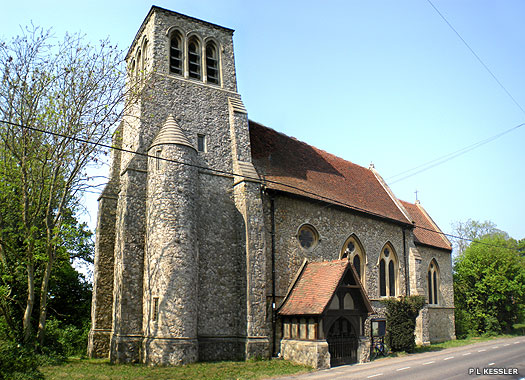 Church of St Mary the Virgin & All Saints, Langdon Hills, Basildon, Essex