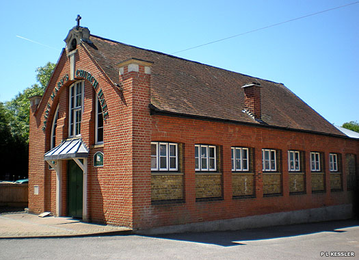 Laindon Mission Hall, Langdon Hills, Basildon, Essex