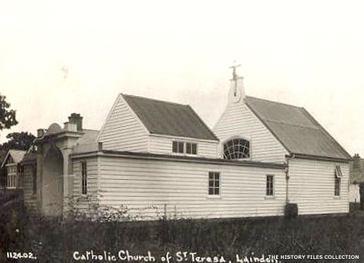 St Therese of Lisieux Catholic (Old) Church, Langdon Hills, Basildon, Essex