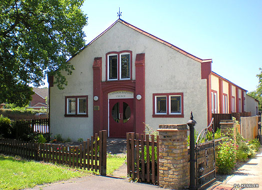 Laindon Baptist Church, Langdon Hills, Basildon, Essex