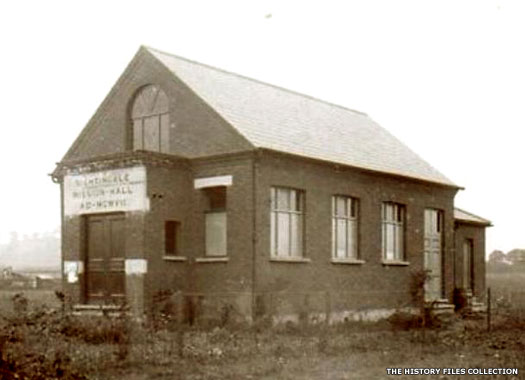 Nightingale Mission Church, Langdon Hills, Basildon, Essex