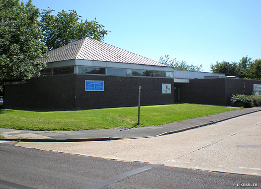 St Paul's Methodist Church, Lee Chapel North, Basildon, Essex