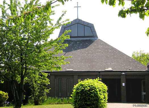 The Most Holy Trinity Catholic Church, Wickhay, Basildon, Essex