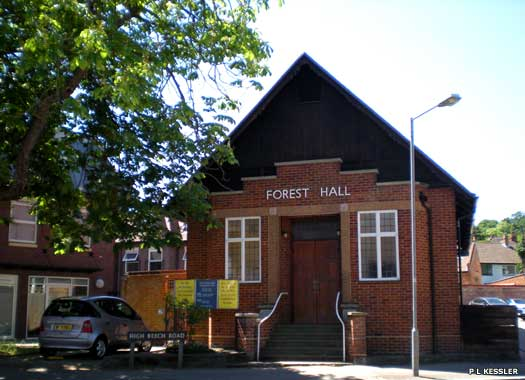 Forest Hall Evangelical Church