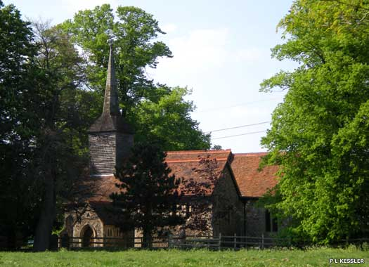 St Mary's Stapleford Tawney
