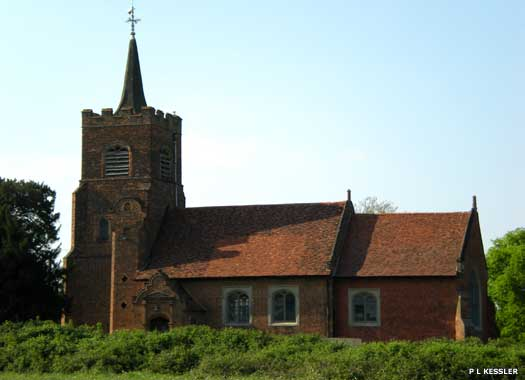 St Michael's Theydon Mount