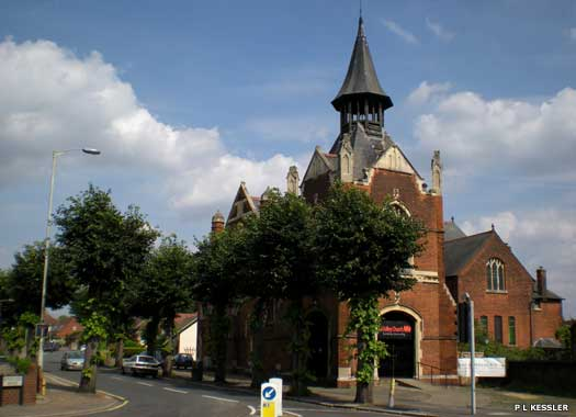 Monkswood Avenue Methodist Church