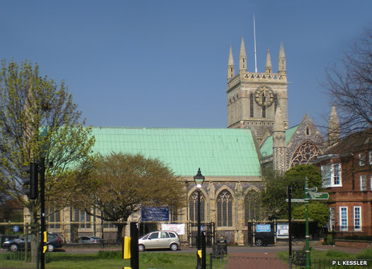 Minster Church of St Nicholas, Great Yarmouth