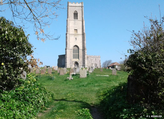 St Mary the Virgin, Happisburgh