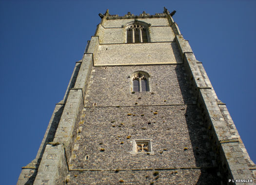 Holy Trinity and All Saints, Winterton-on-Sea