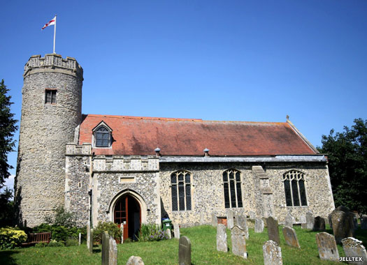 Holy Trinity Church, Bungay, Suffolk